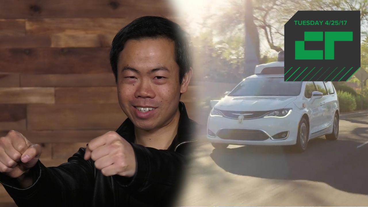 Waymo Opens Public Test | Crunch Report