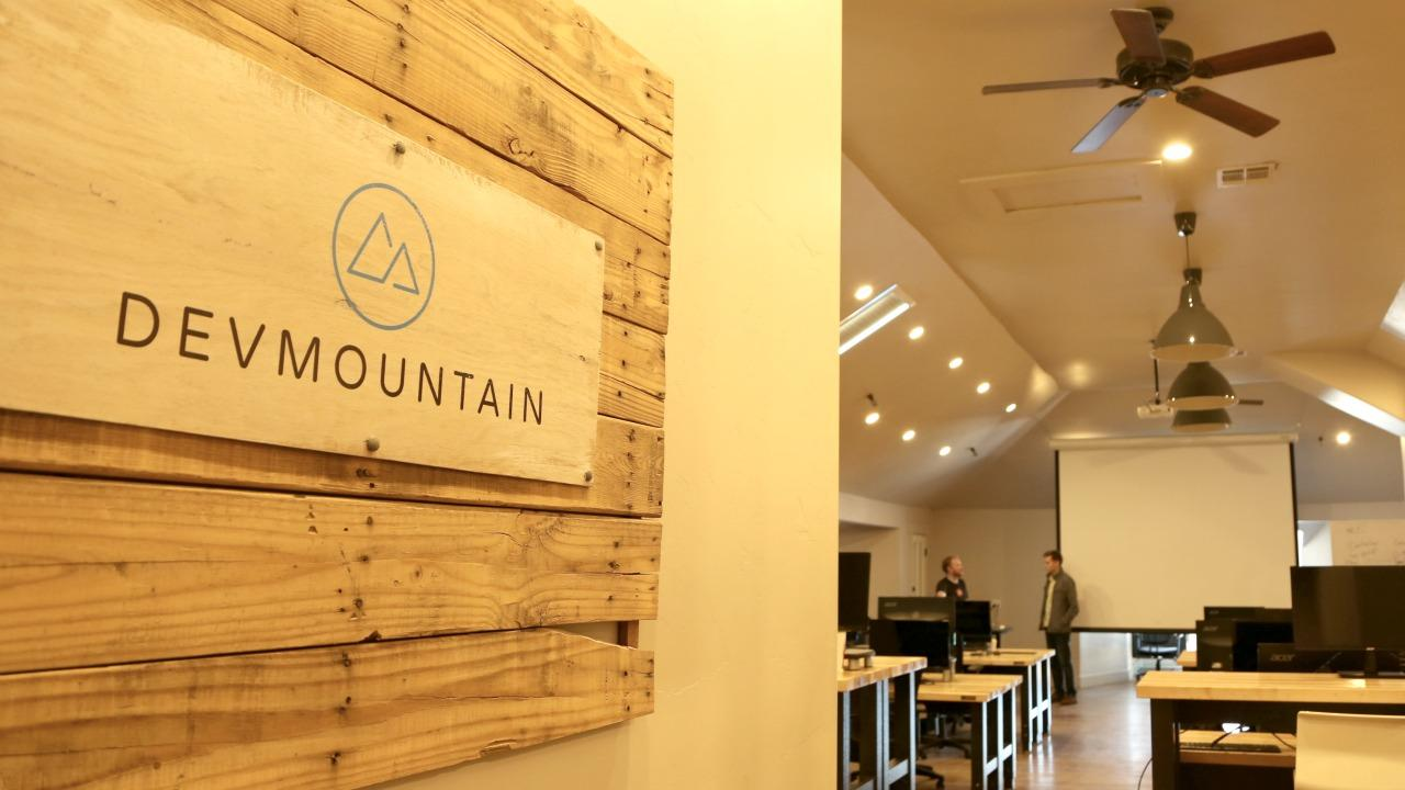 Inside DevMountain's sweet code school