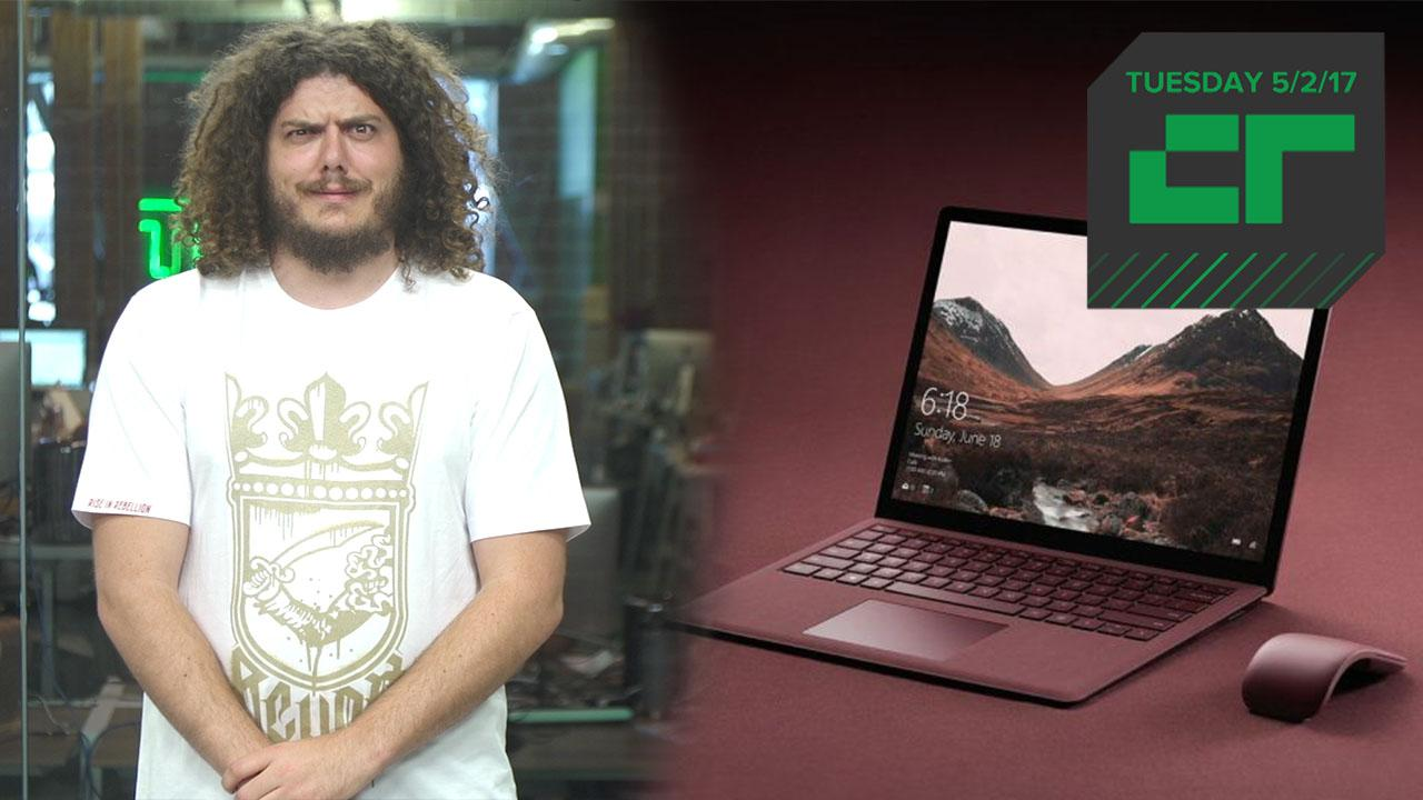 Microsoft's New Laptop Surfaces | Crunch Report