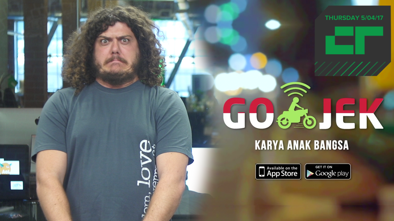 Go-Jek Raises $1.2 Billion | Crunch Report