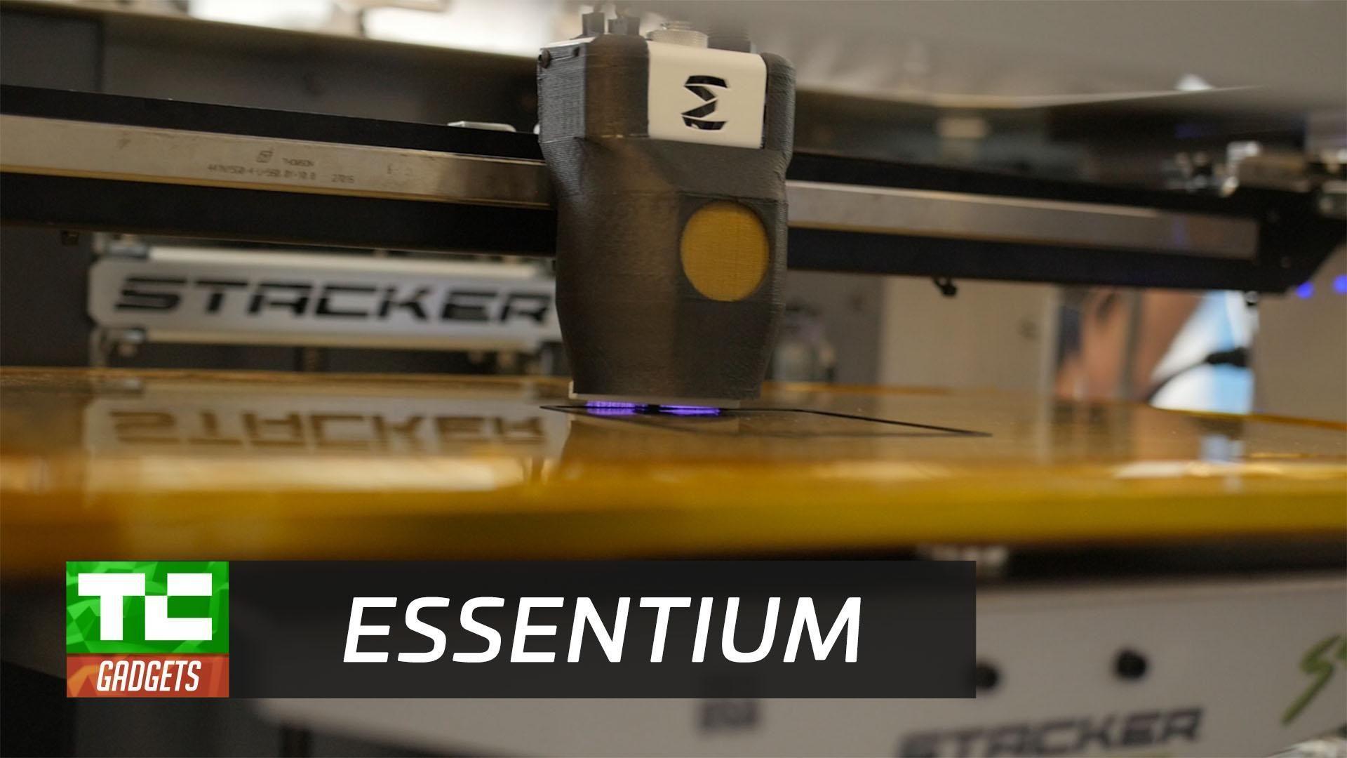 Essentium's FuseBox prints 3D with plasma