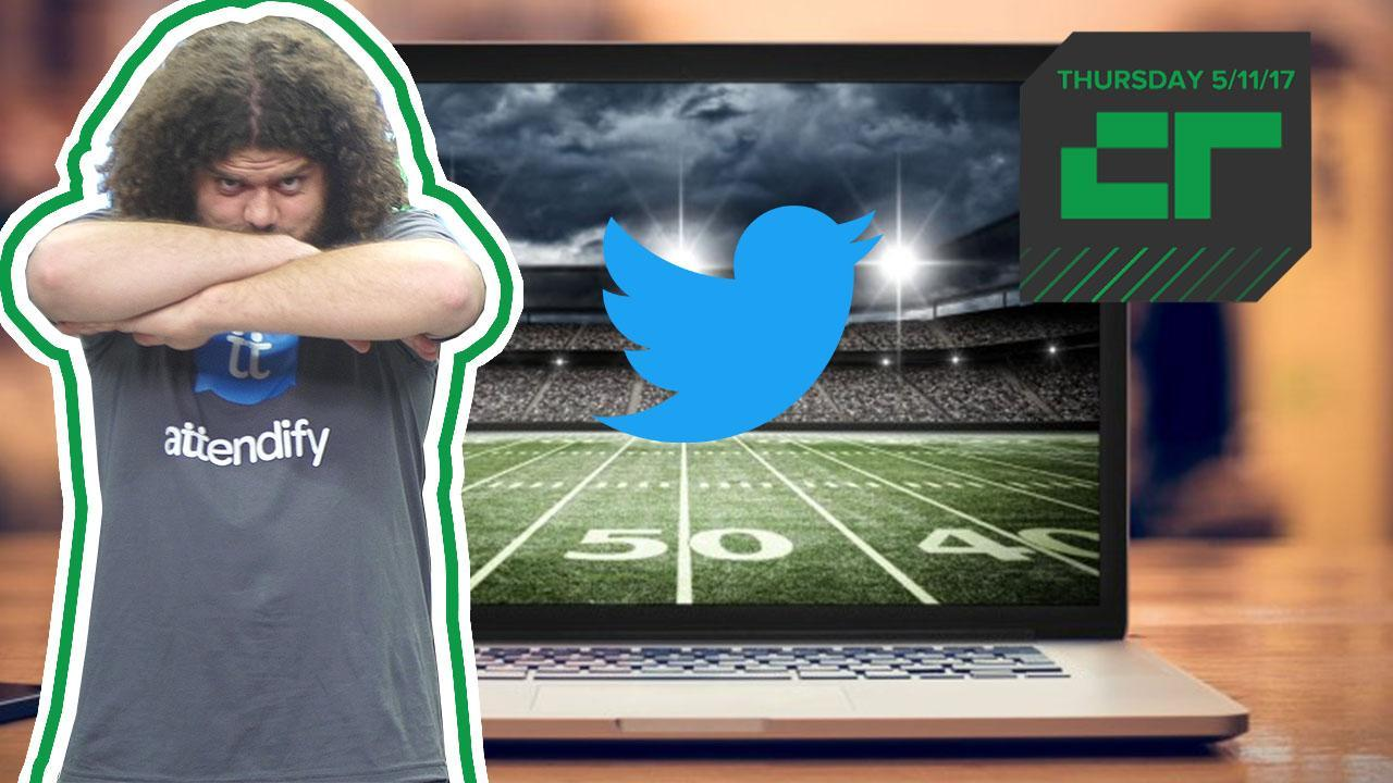 Twitter's new NFL deal | Crunch Report