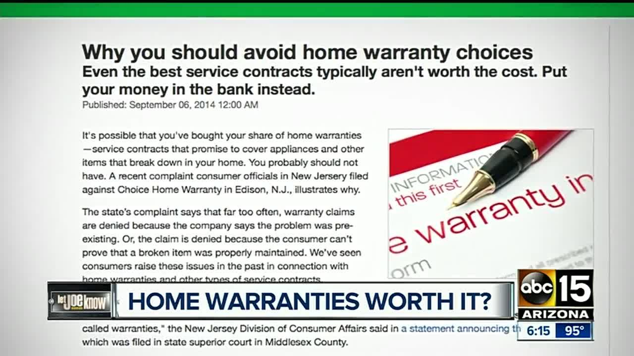 Best Home Warranty Companies In Az Home Review