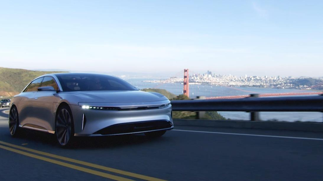 Lucid's unique approach to cars is about more than just electricdrivetrains