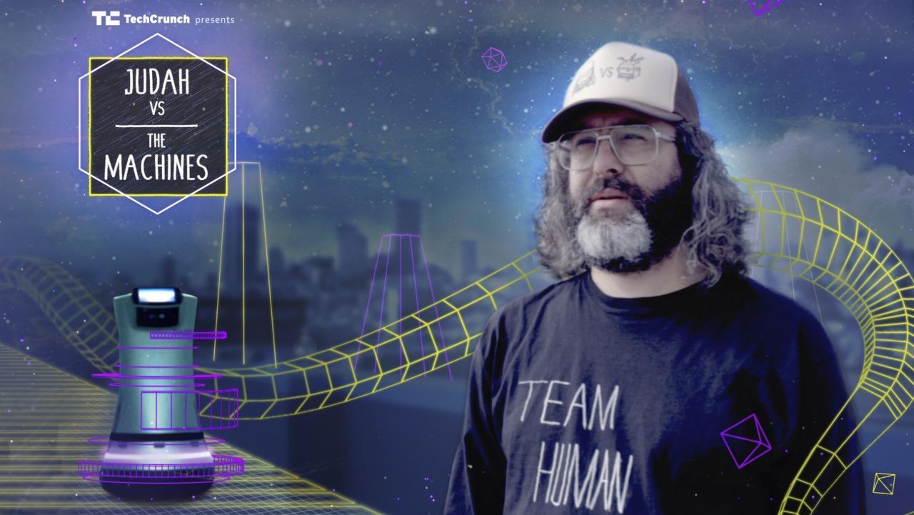 Judah vs the Machines | Trailer