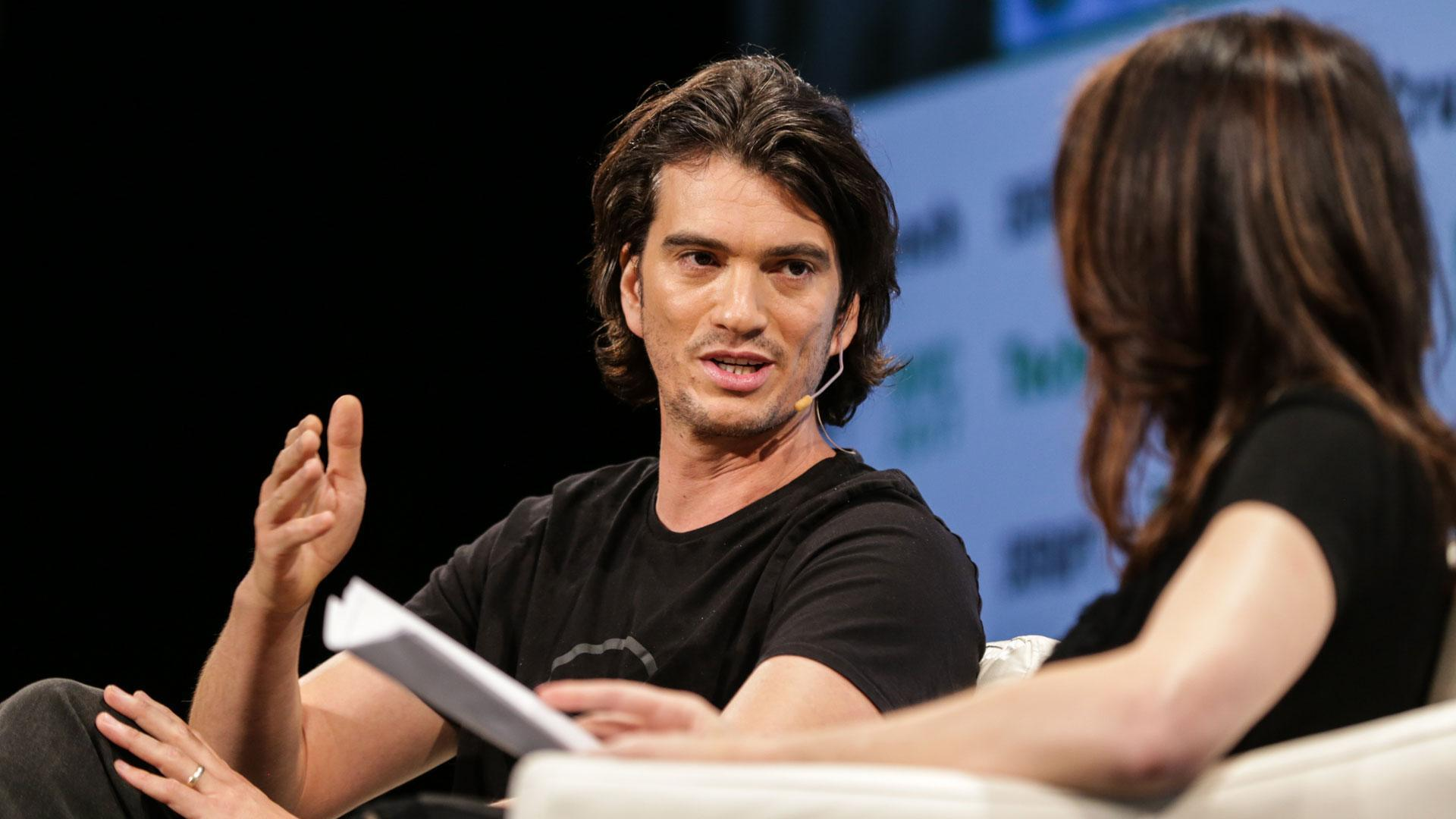 Optimizing Space Itself with WeWork's Adam Neumann