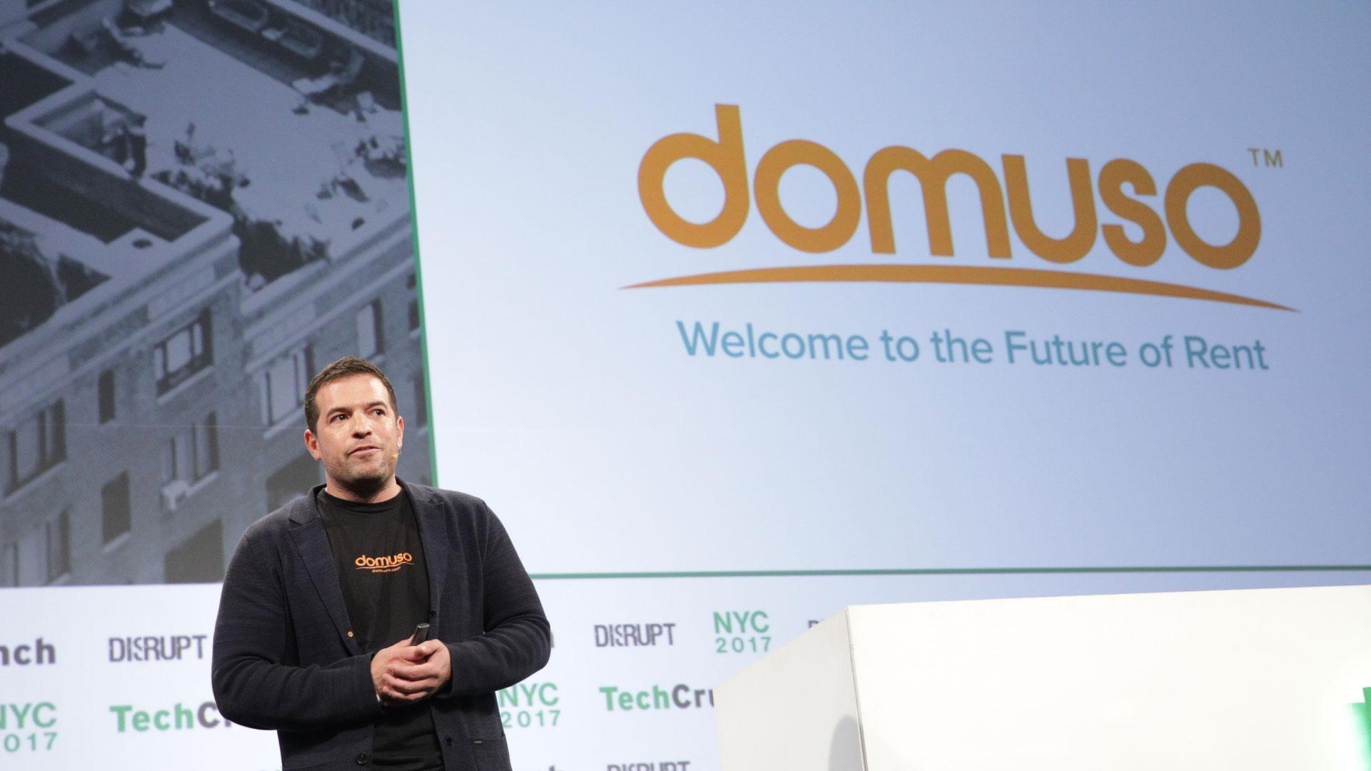 Domuso: Flexible Rent Payment Now