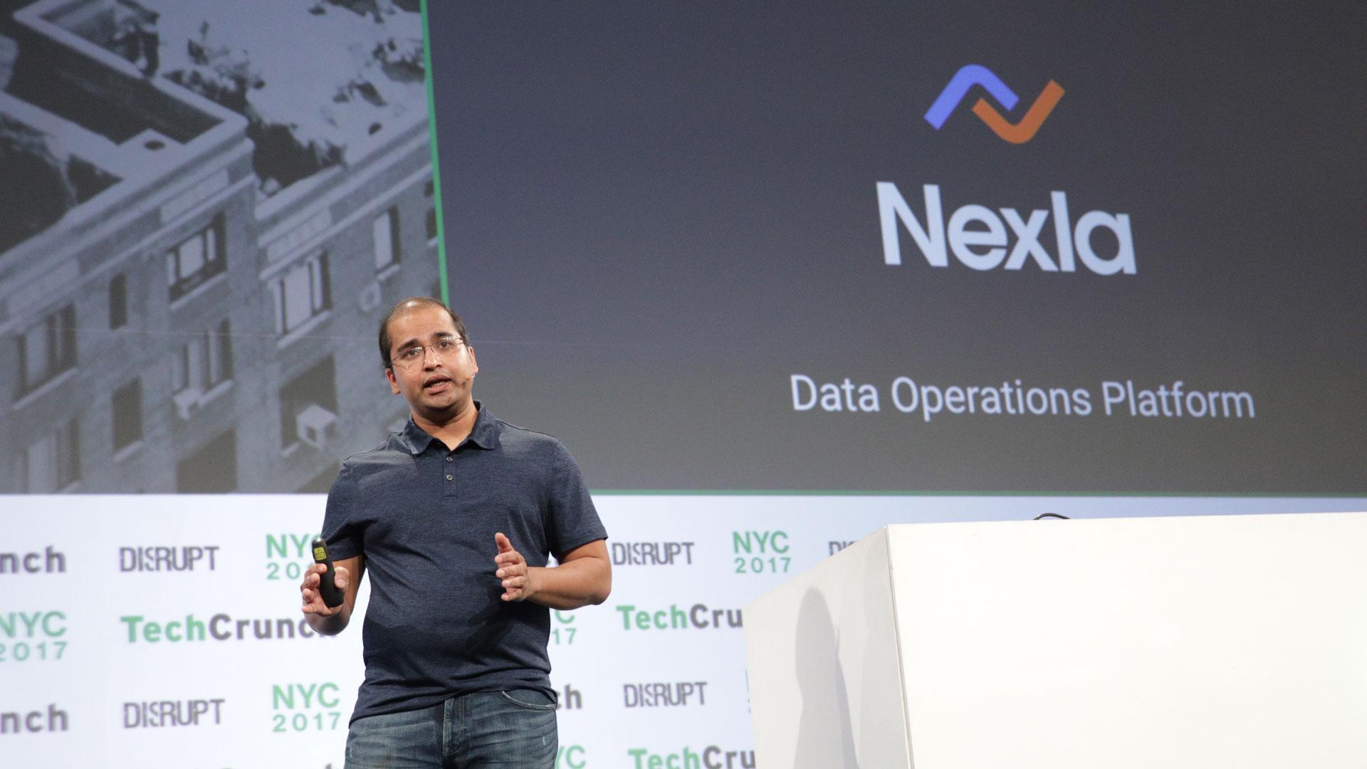 Nexla: A Datacenter for Actual Data