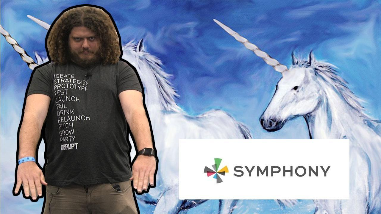 Symphony Messaging App Joins the Unicorn Club | Crunch Report