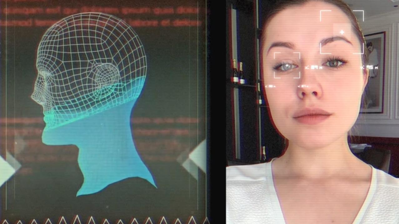 Face DJ builds instant 3D models from a selfie