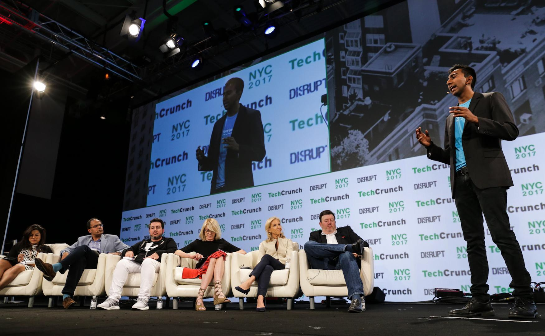 Disrupt NY 2017 Startup Battlefield Finals: Sunrise Health