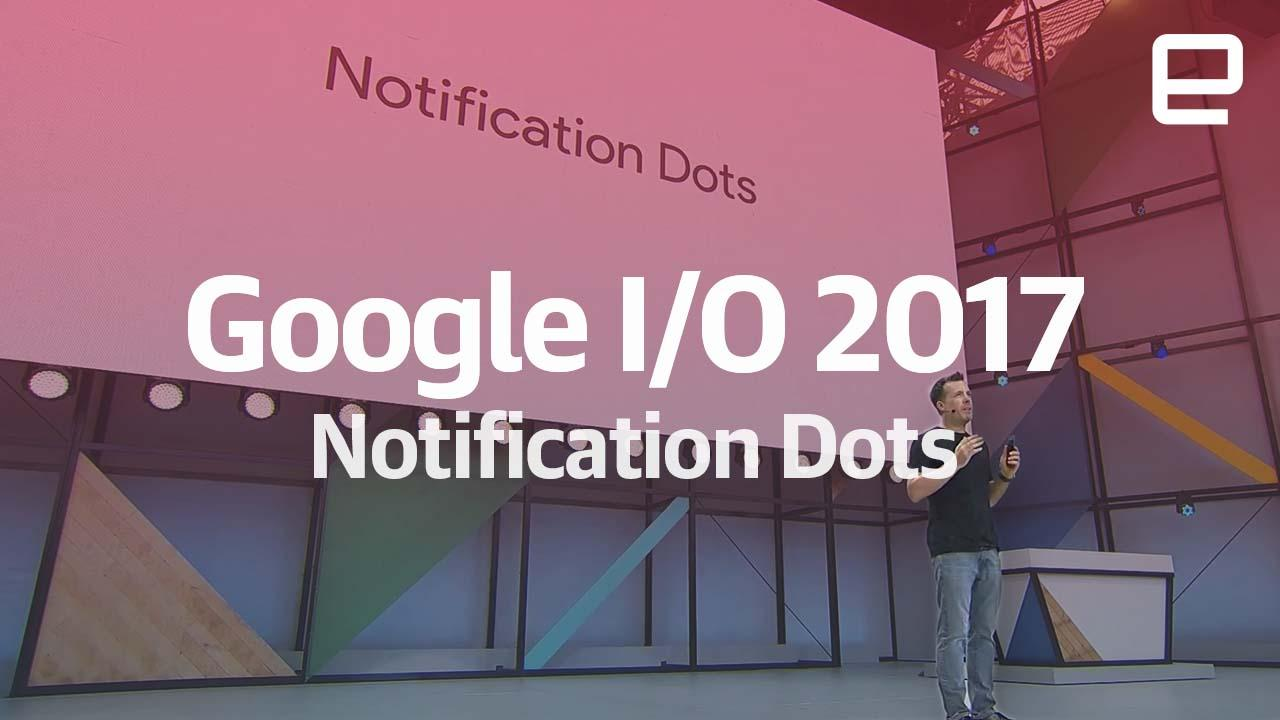 Android O adds Notification Dots to your app icons