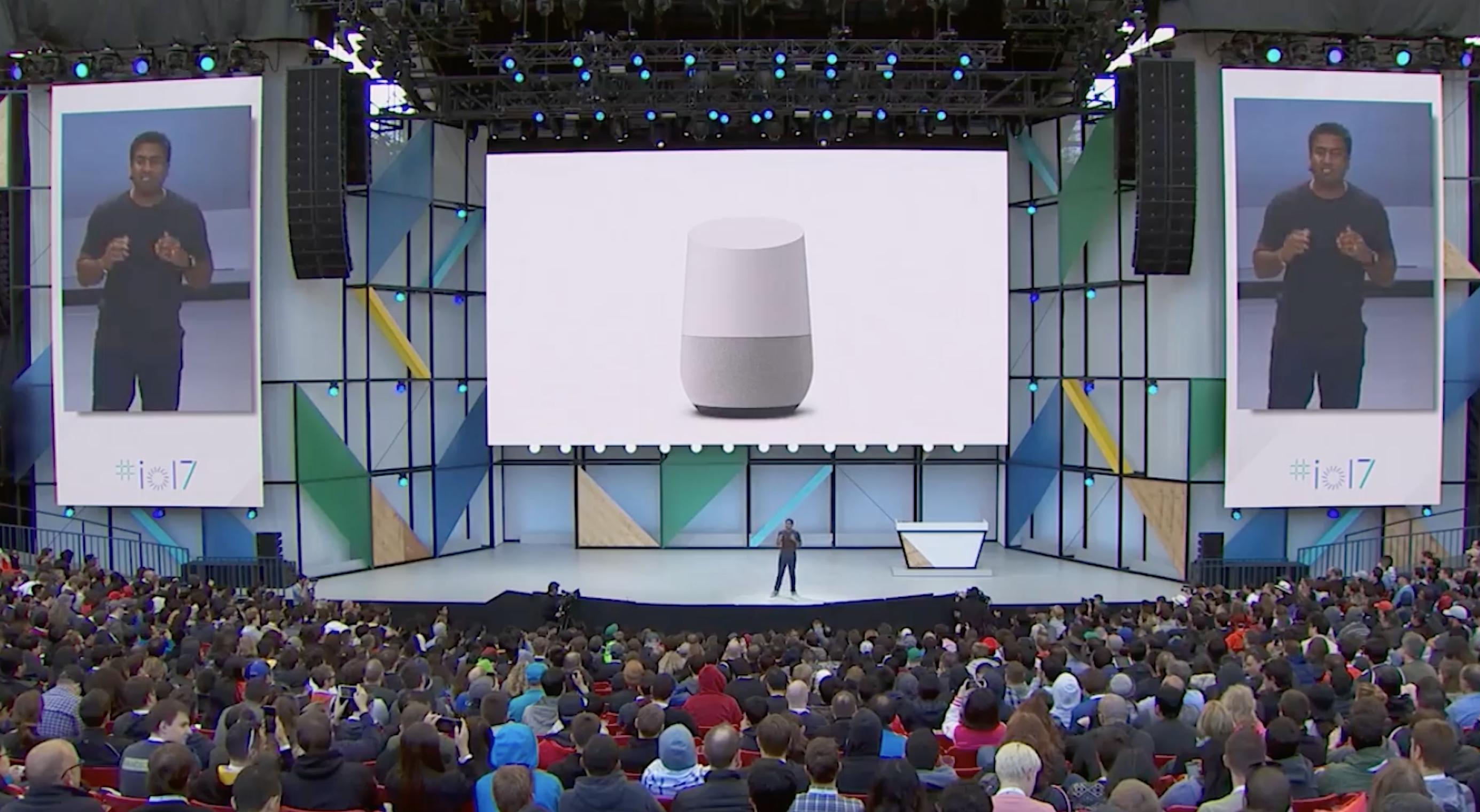 Google Home updates announced at Google I/O