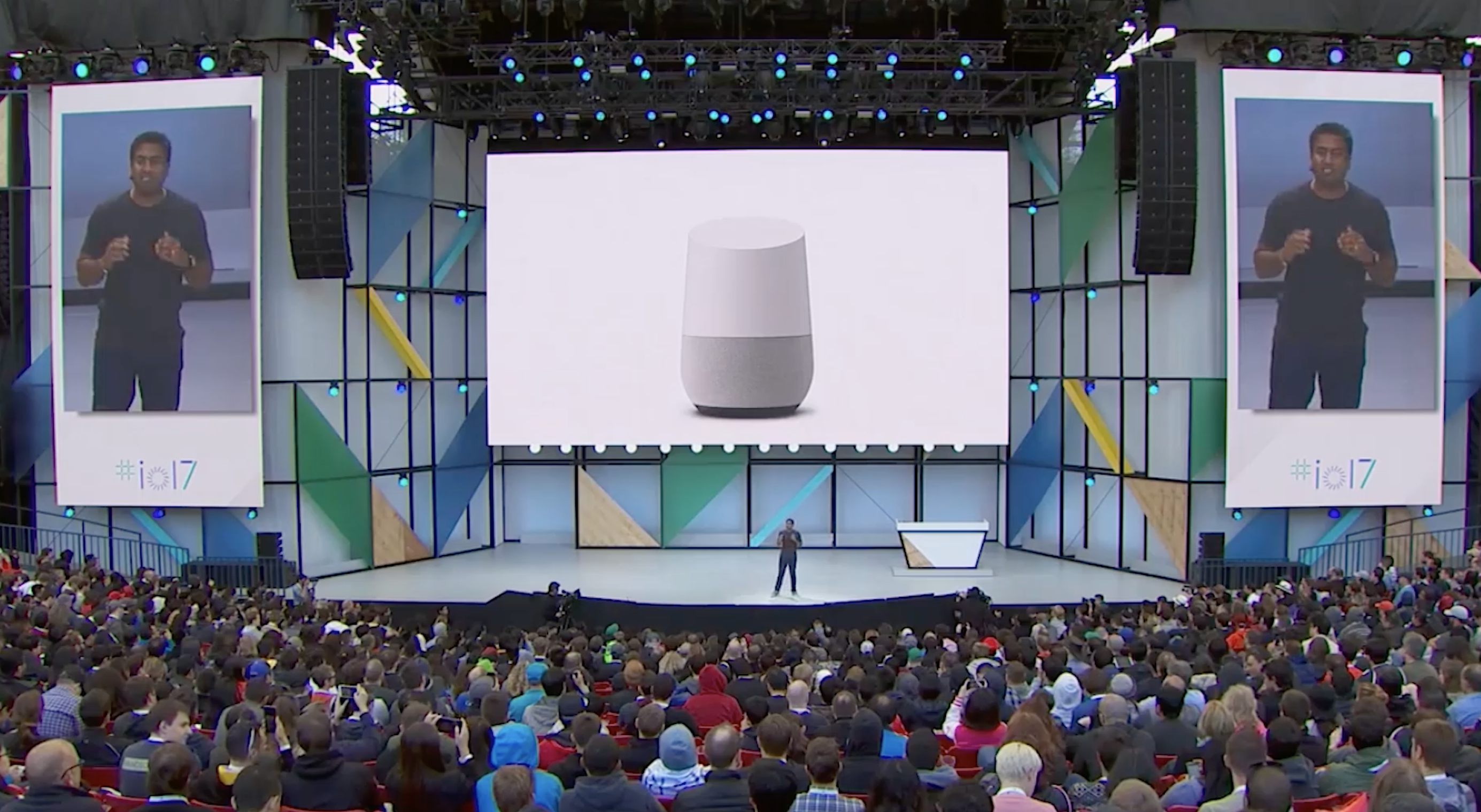 Google​ Home updates announced at Google I/O