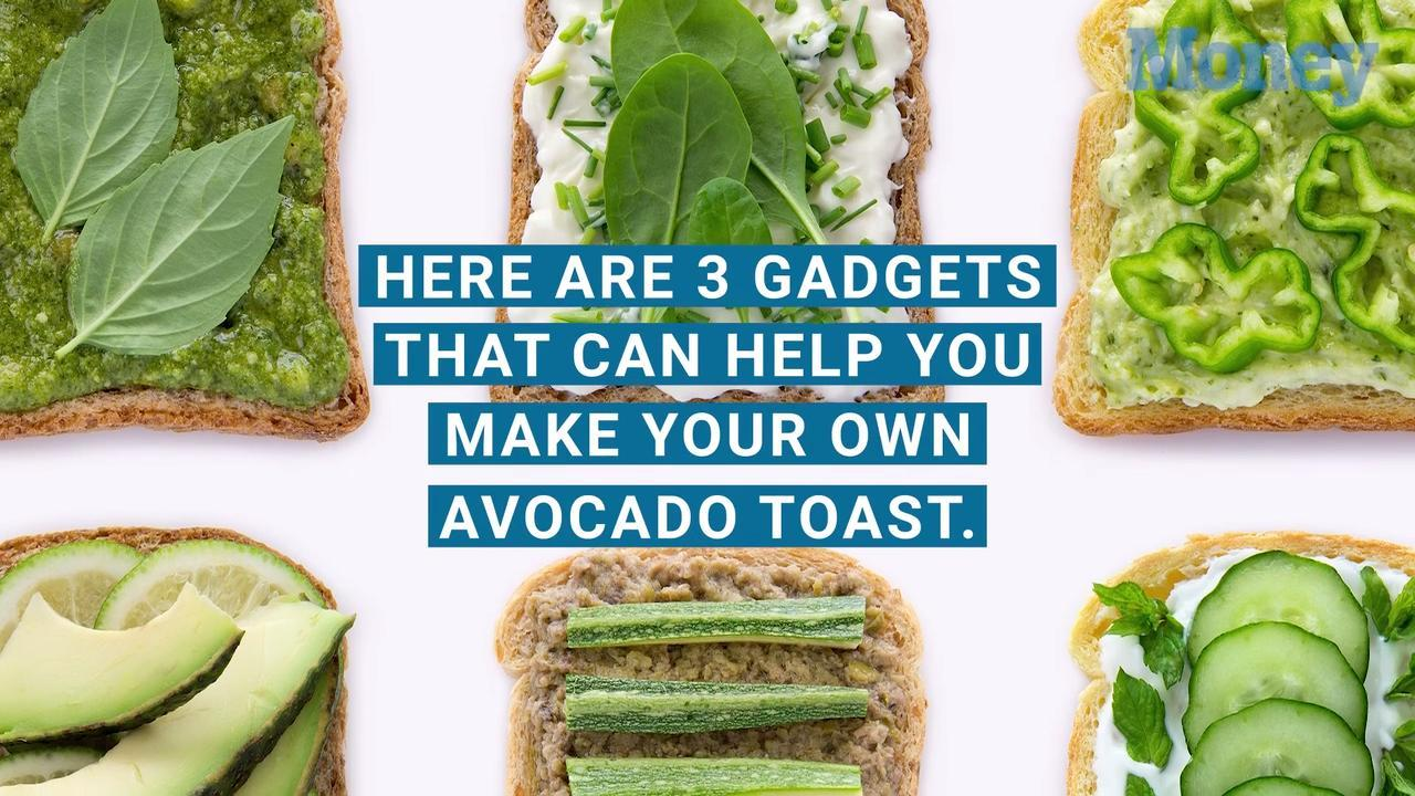 All the Crazy Gadgets to Enable Your Expensive Avocado Toast Addiction