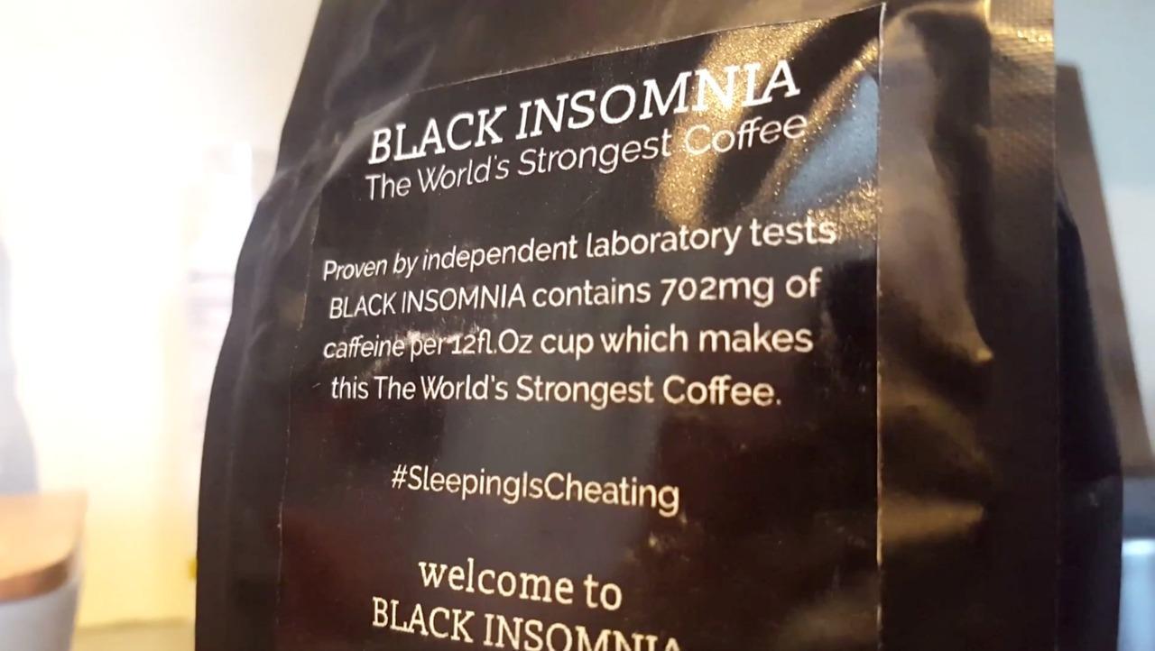 Doug drinks the world's strongest coffee (twice)