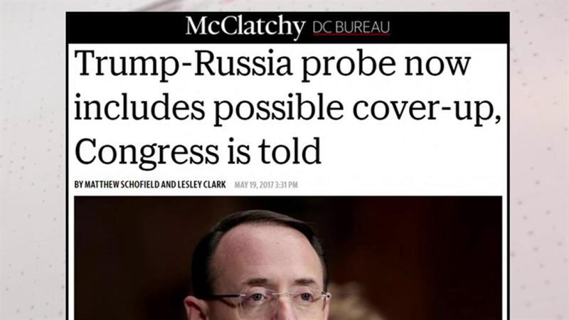 Image result for trump russia coverup