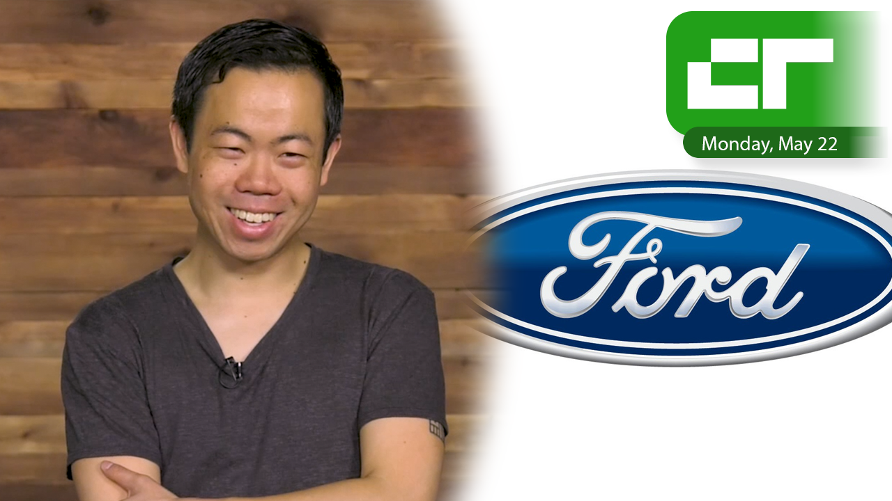 Ford Gets A New CEO | Crunch Report