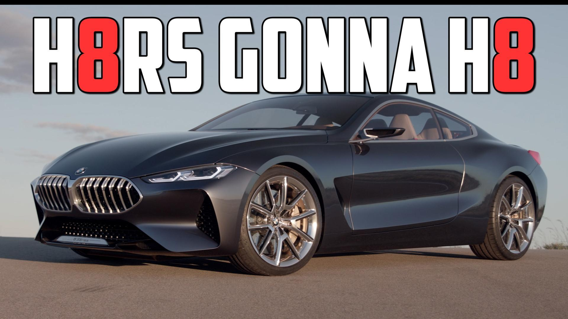 Bmw Is Rumored To Be Planning To Show An M8 Gran Coupe