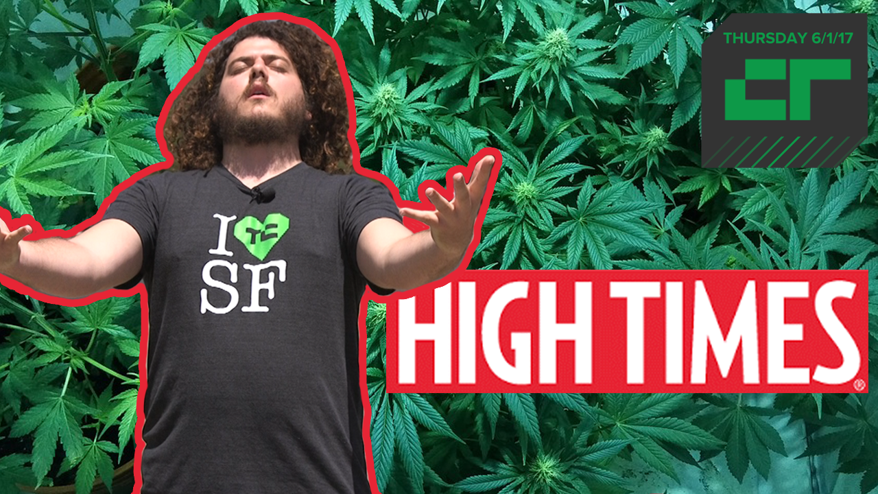 High Times Sells 60% of Company   Crunch Report