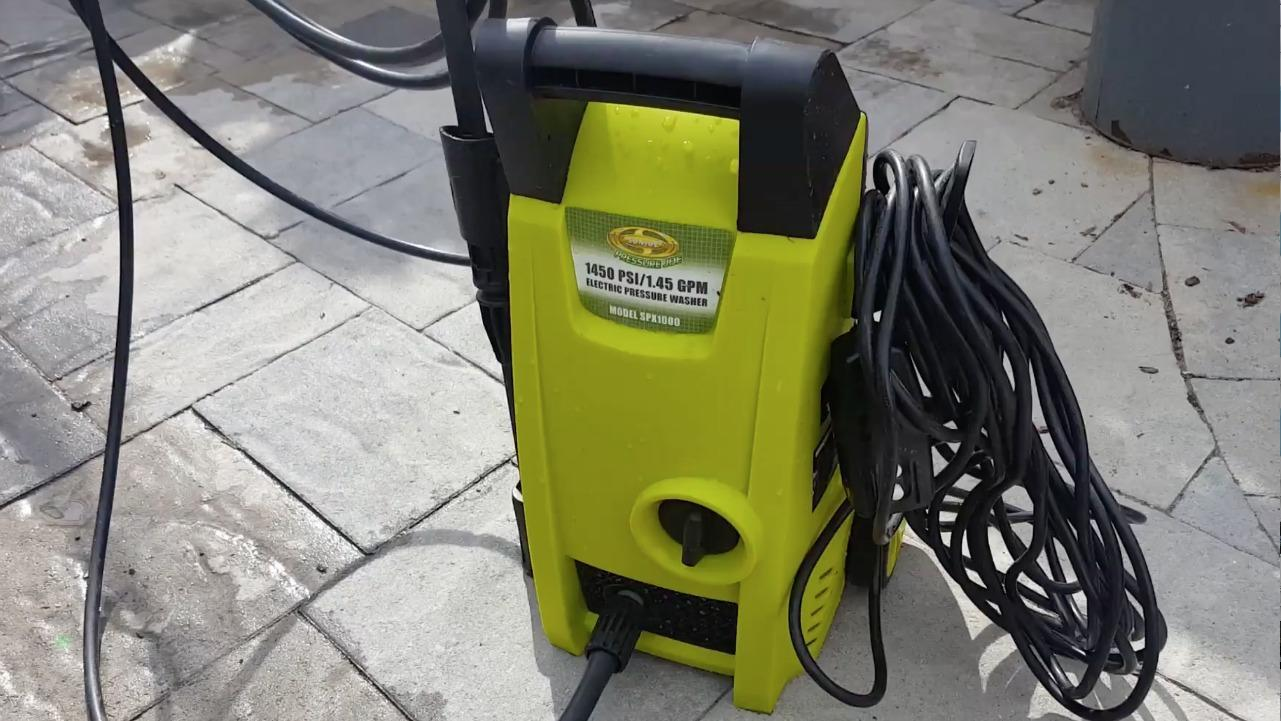 Image result for Doug buys a city-friendly pressure washer