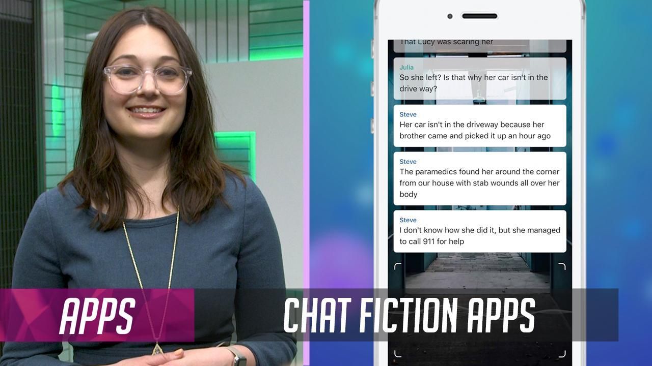 Best Chat Fiction Apps