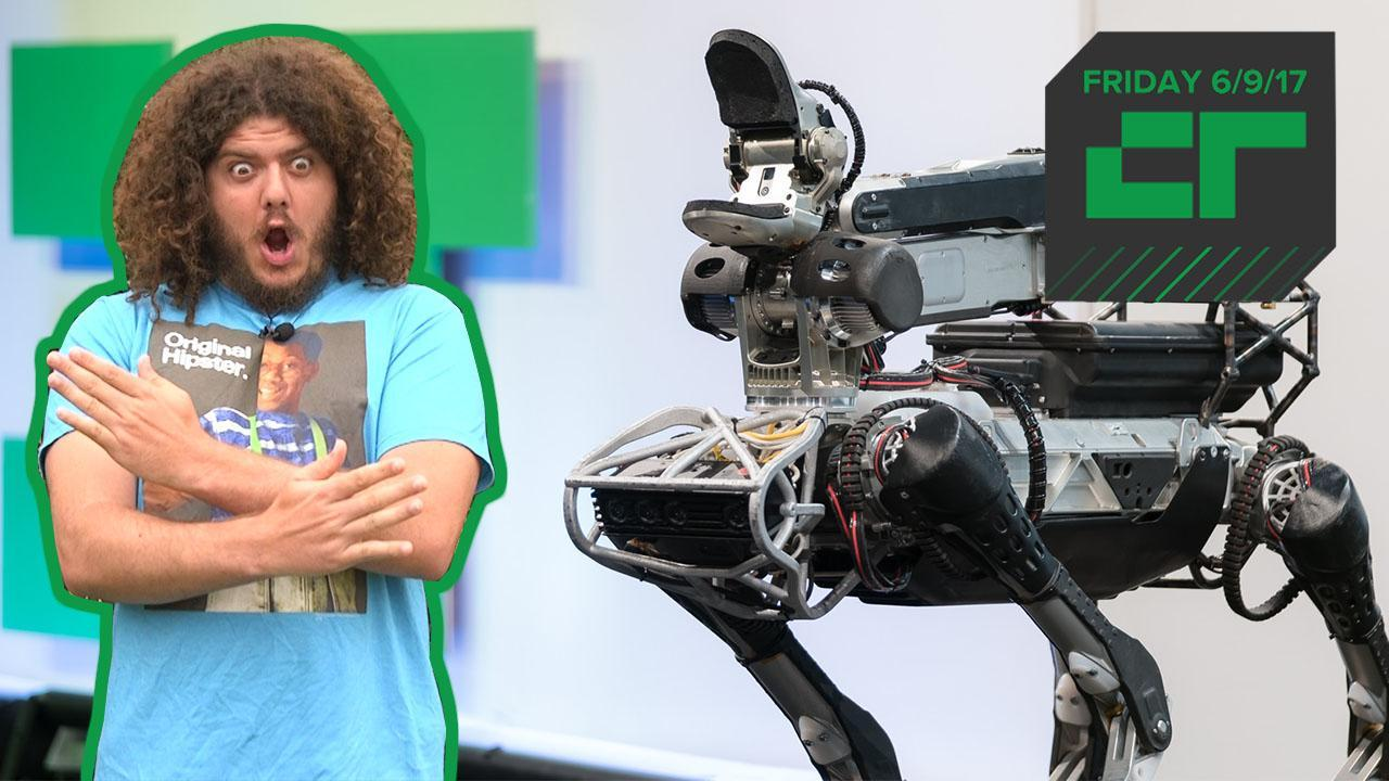 SoftBank Buys Boston Dynamics | Crunch Report
