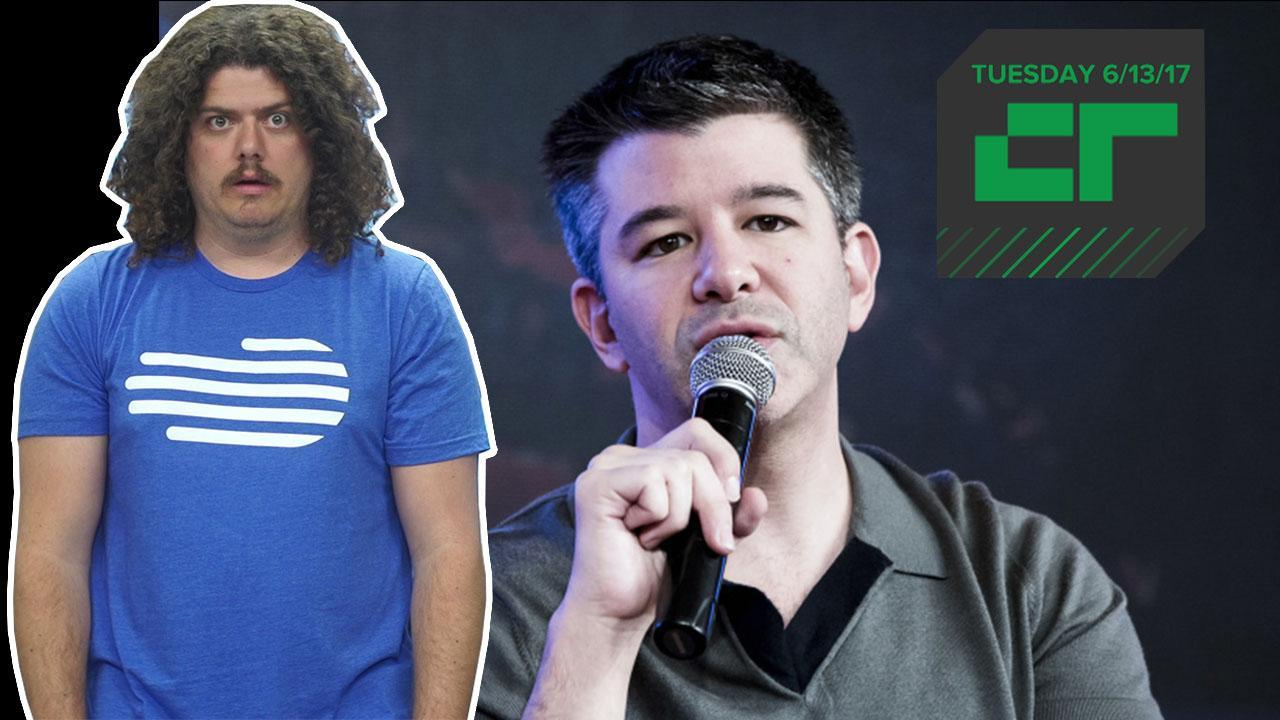 Uber CEO Takes Leave of Absence | Crunch Report