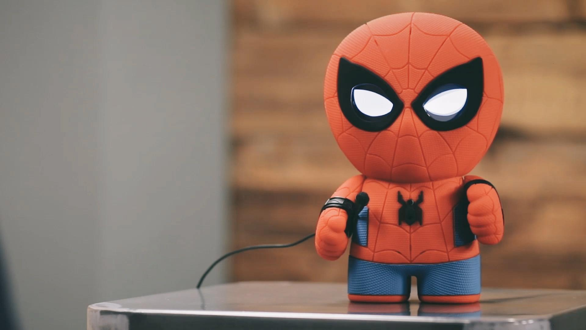 Sphero's new toy is a chatty Spider-Man