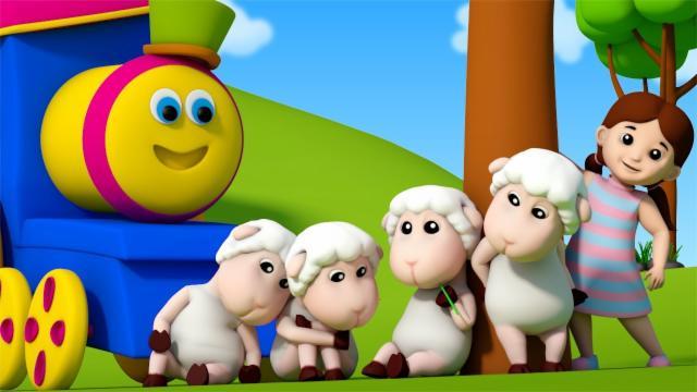 little bo peep has lost her sheep nursery rhyme   ki...