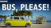 Volkswagen I.D. Buzz | Autoblog Minute