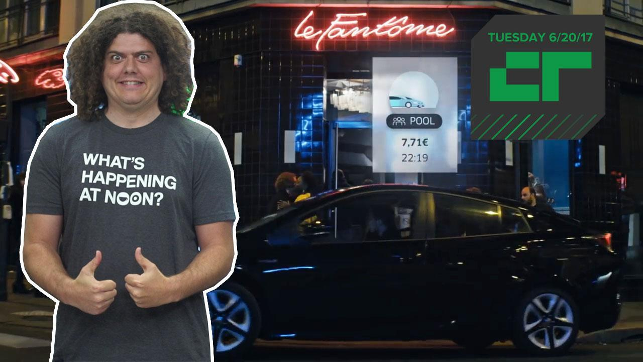 Uber Adds Tipping | Crunch Report