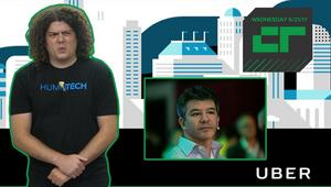 Uber CEO Travis Kalanick Resigns | Crunch Report