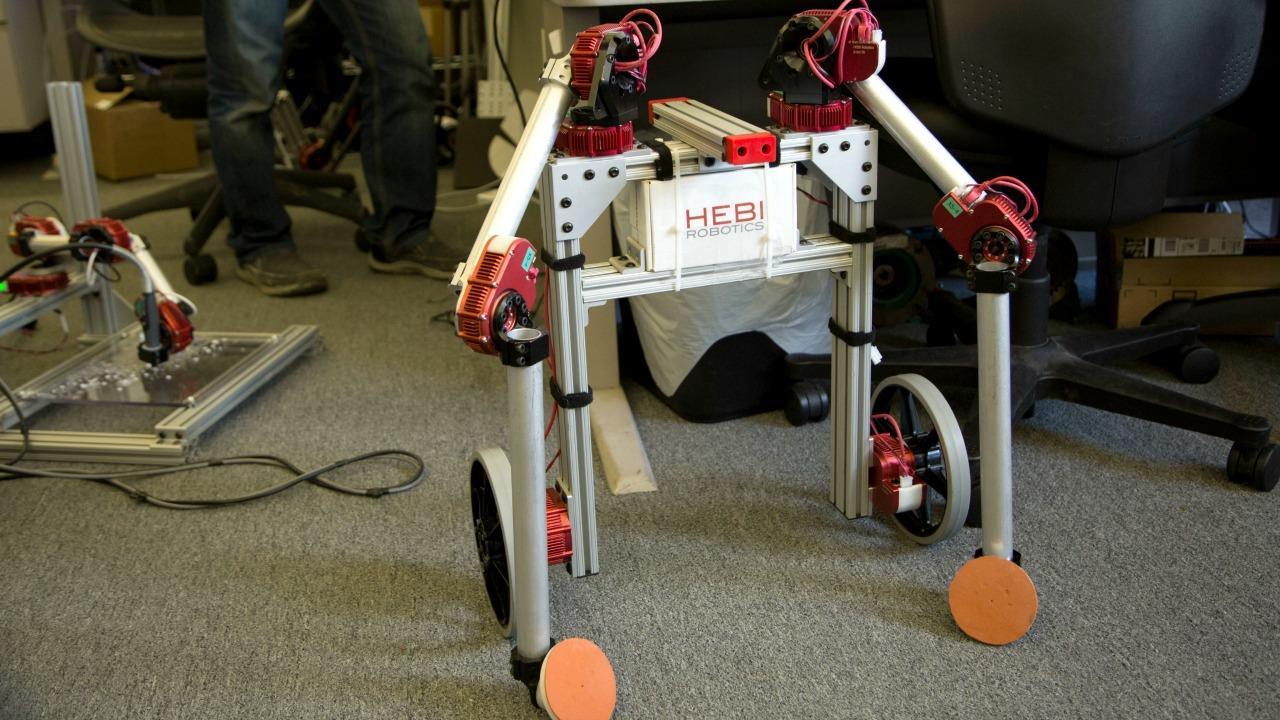 HEBI aims to make custom robots as easy as LEGO