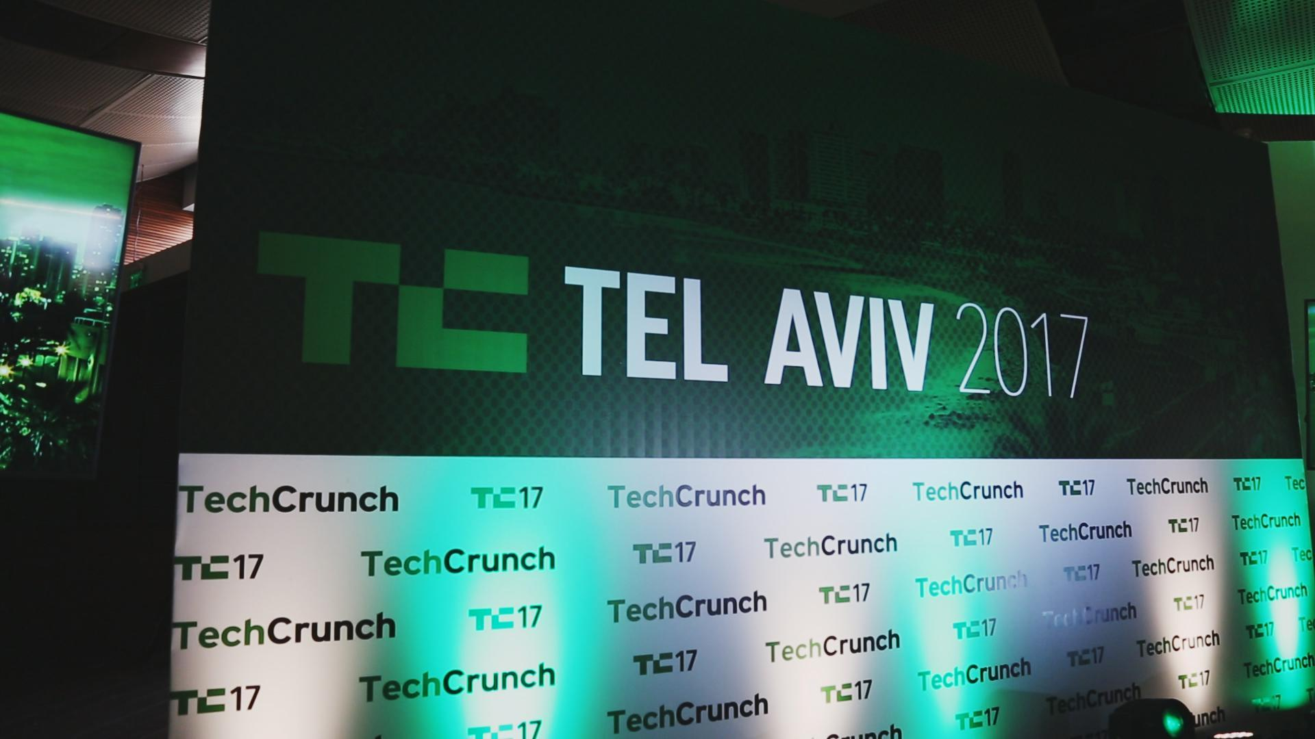 TechCrunch Pitch-Off rocked Tel Aviv