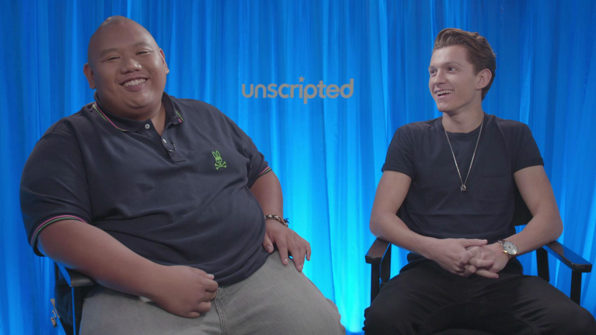 'Spider-Man: Homecoming' Unscripted