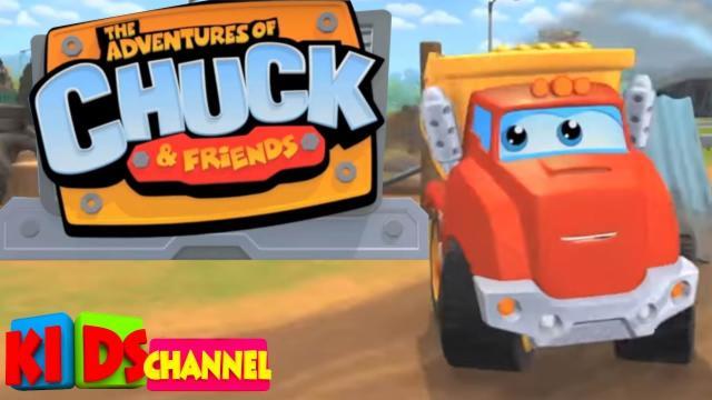 Chuck & Friends | Tough Break | Episode 01
