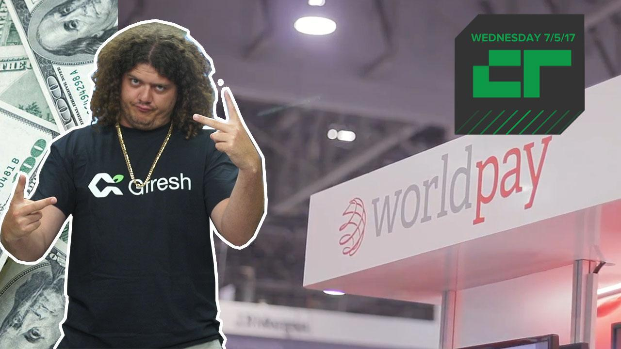 Vantiv Buys Worldpay for $10 Billion | Crunch Report