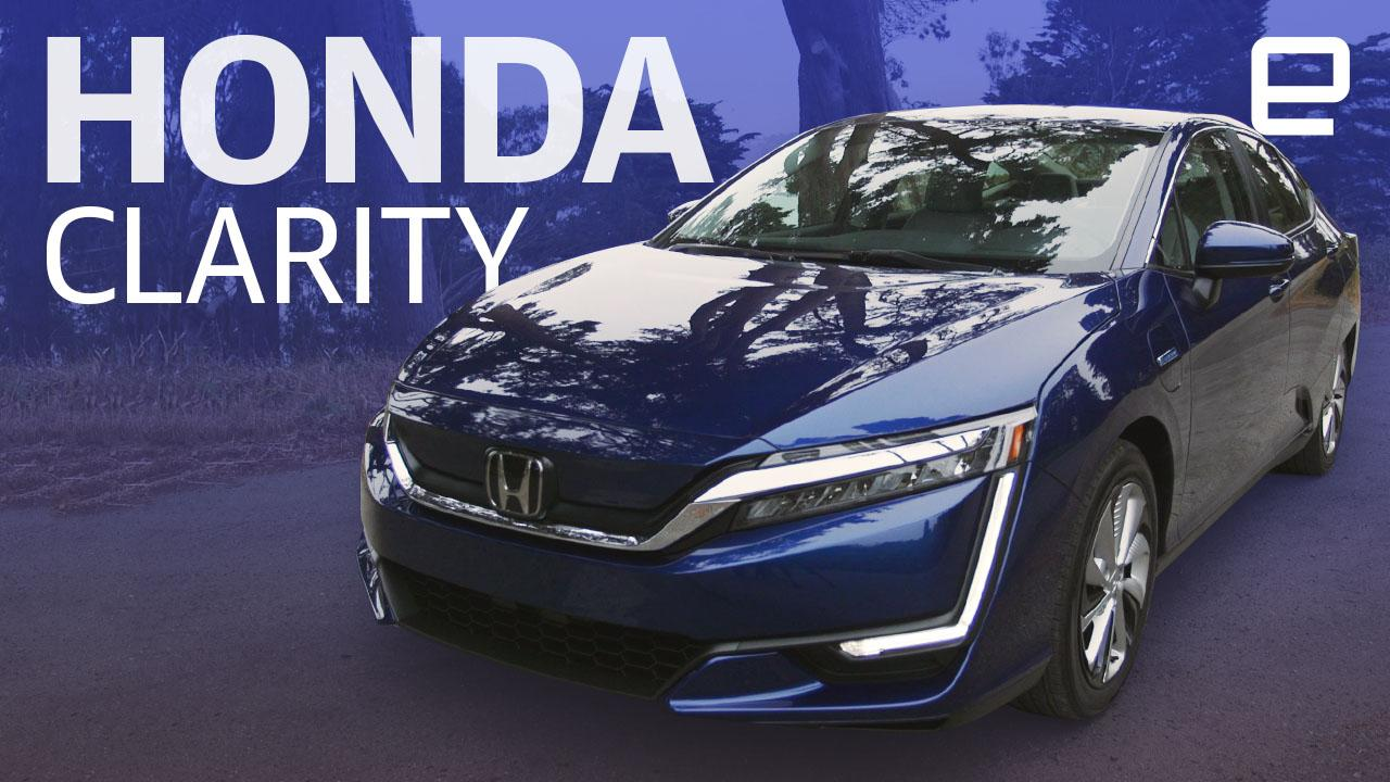 Honda Bets On Luxury Over Range With The Electric Clarity