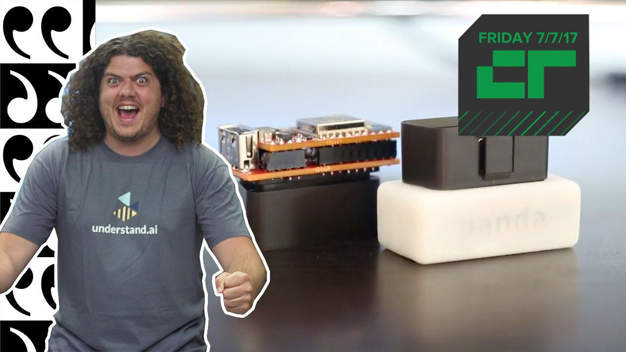 Comma.ai Launches Panda | Crunch Report