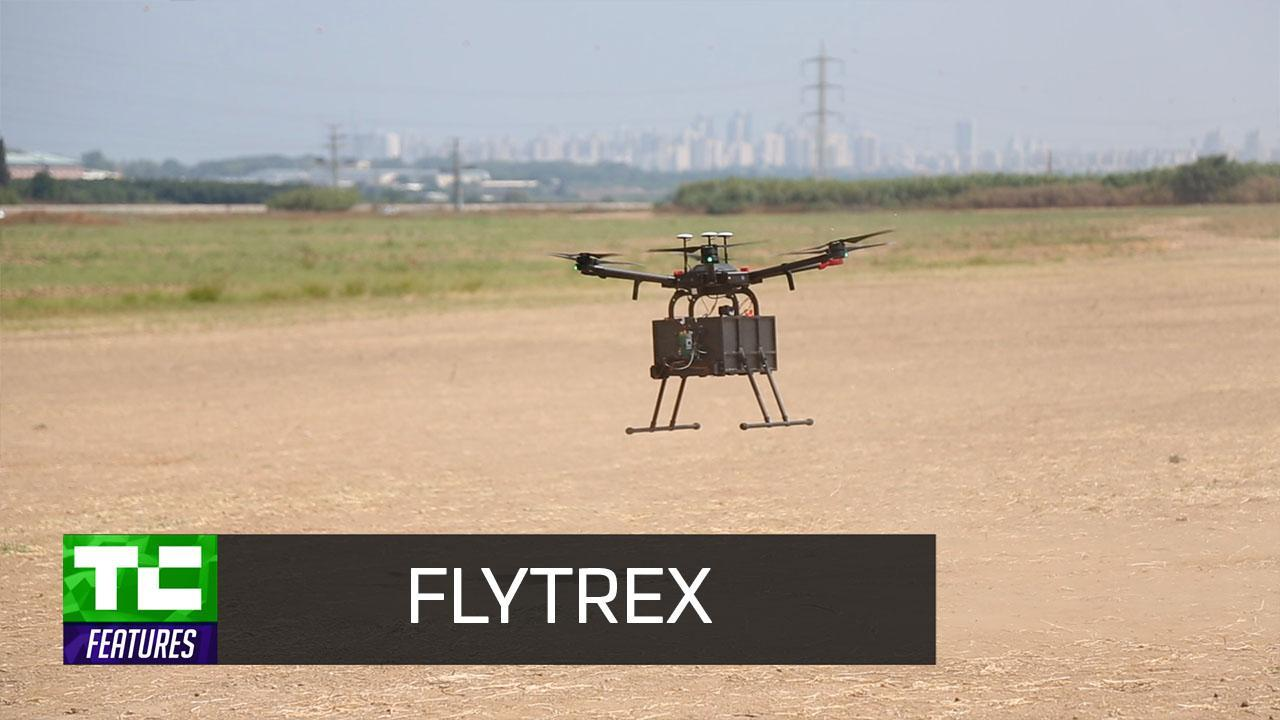 Delivering with Flytrex