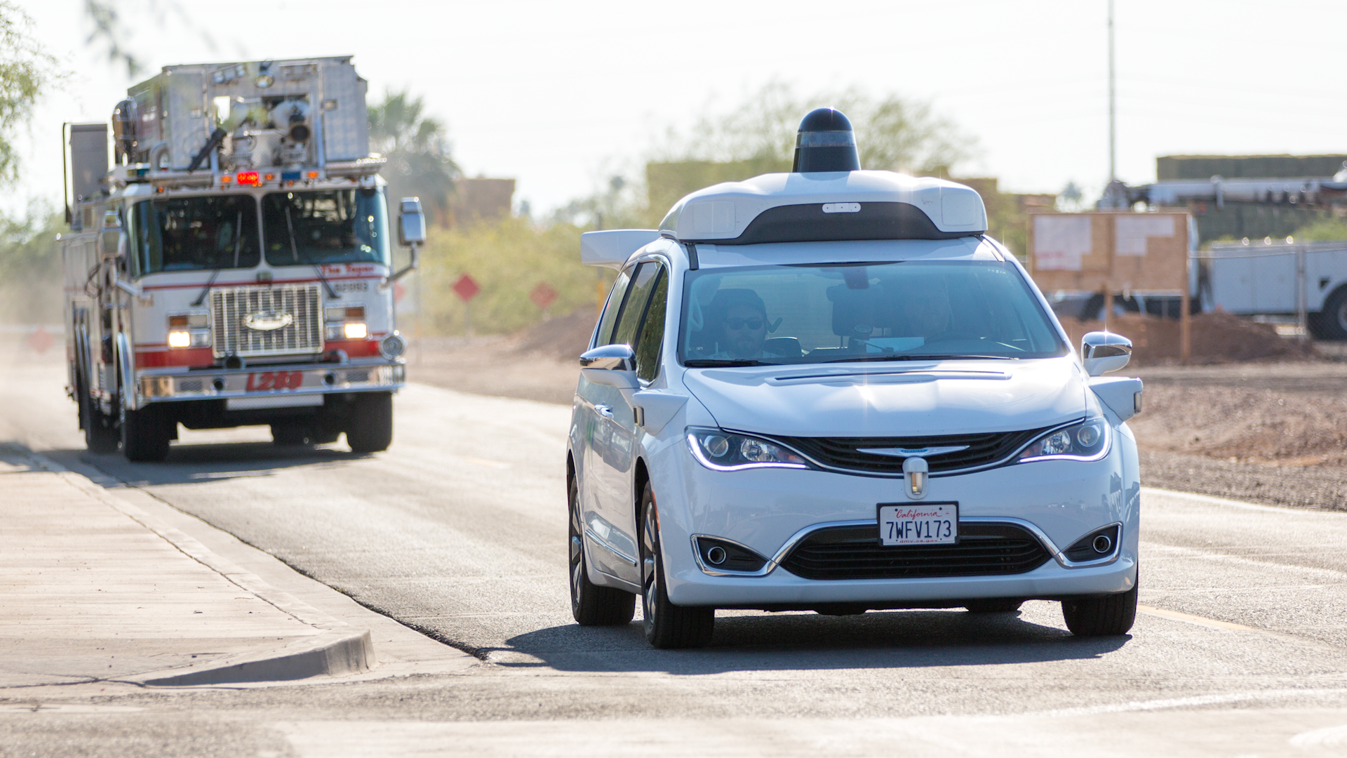 Waymo Emergency Training