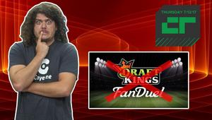 DraftKings and FanDuel No Longer Merging | Crunch Report