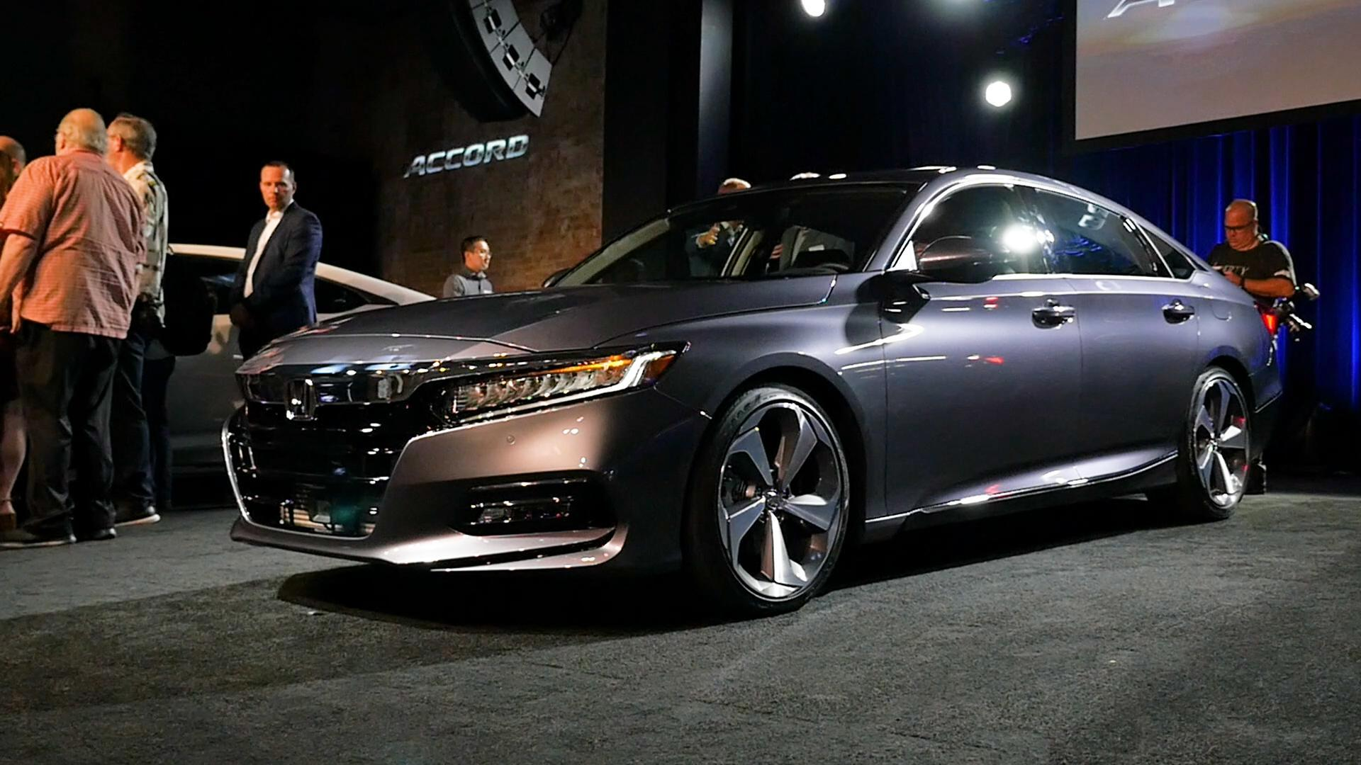 Honda invests $267 million, to add 300 jobs for new Accord model