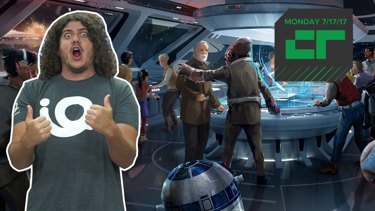 Disney's Epic Star Wars Hotel | Crunch Report