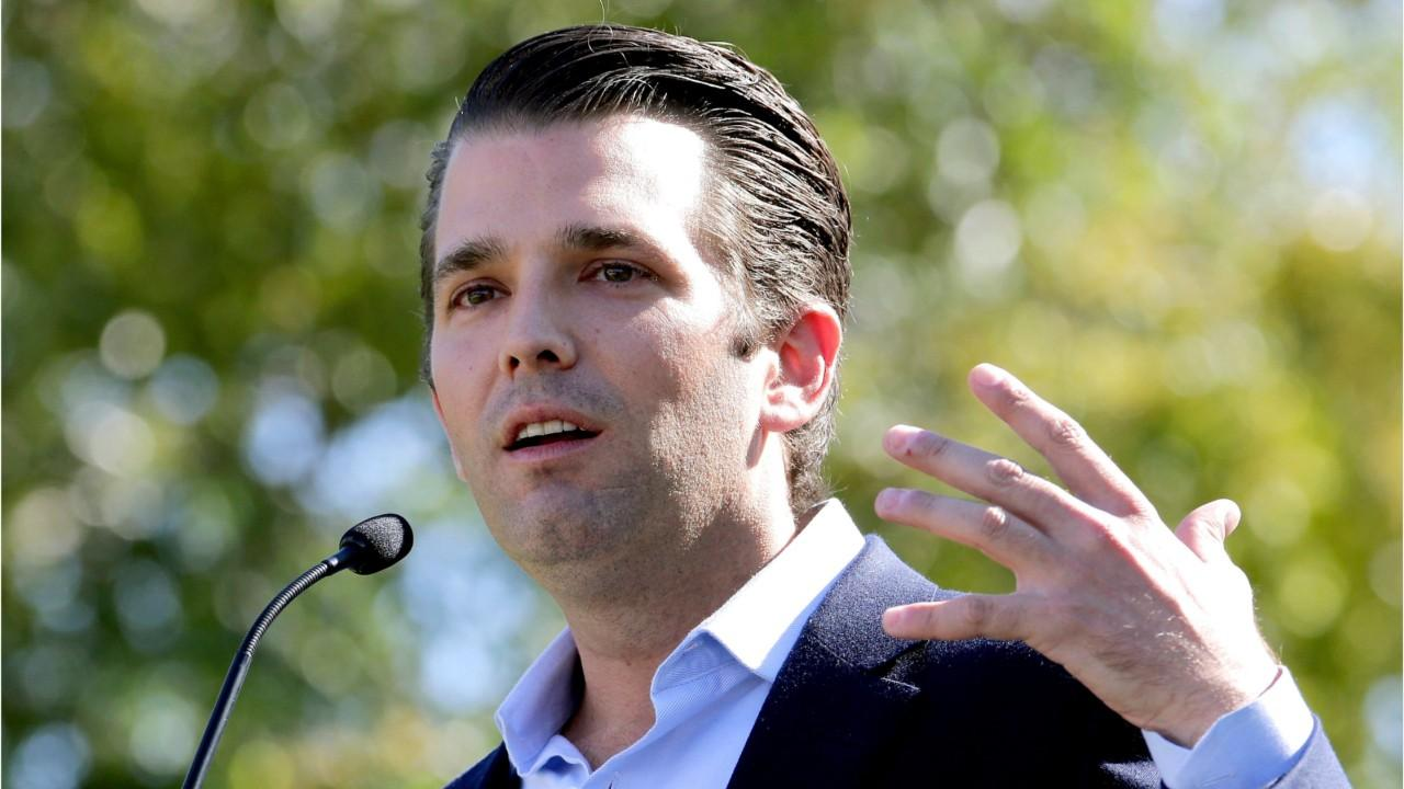 Donald Trump Jr. adds Washington lawyer to legal team