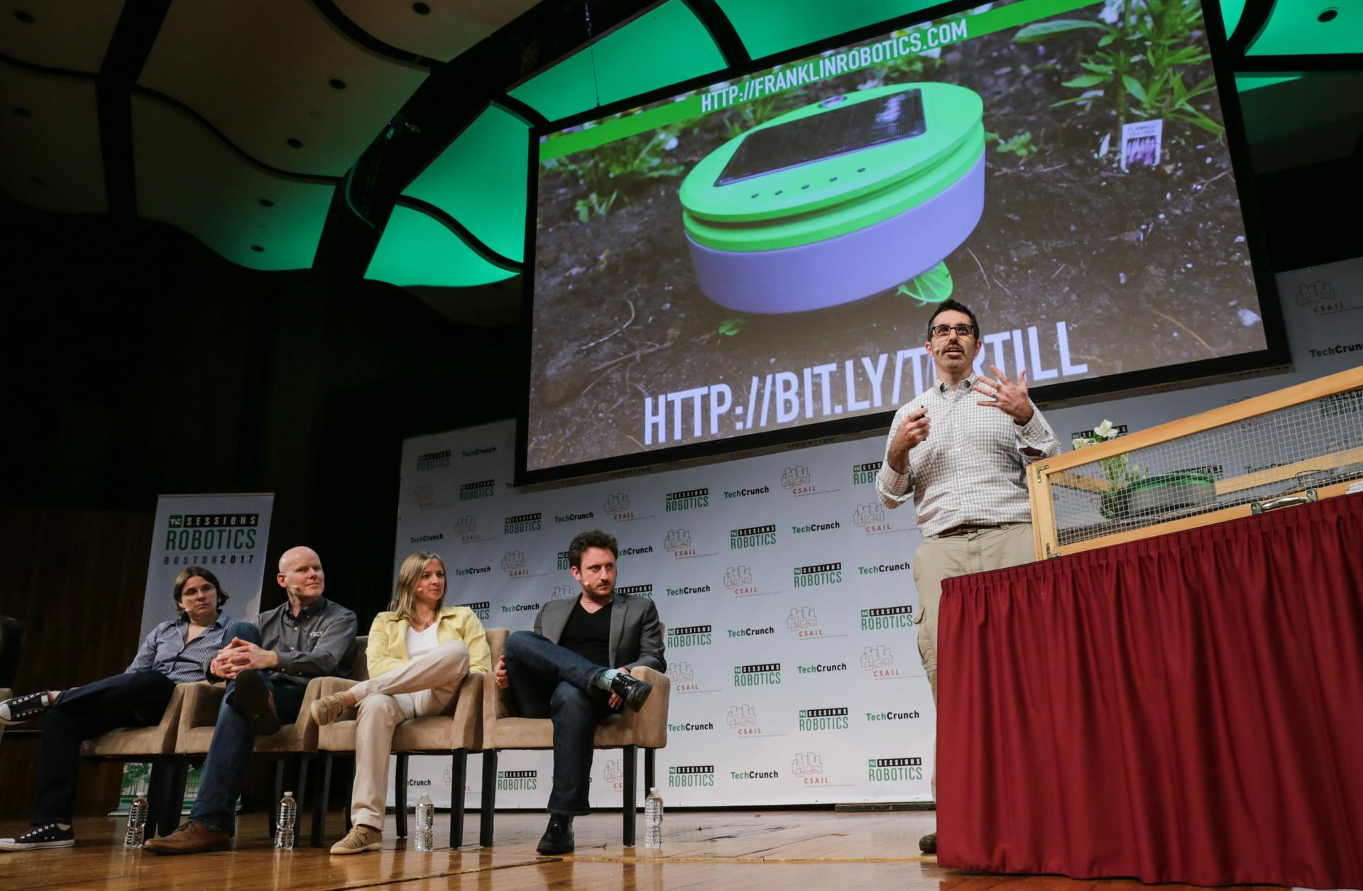 Robotics Startup Pitch Competition
