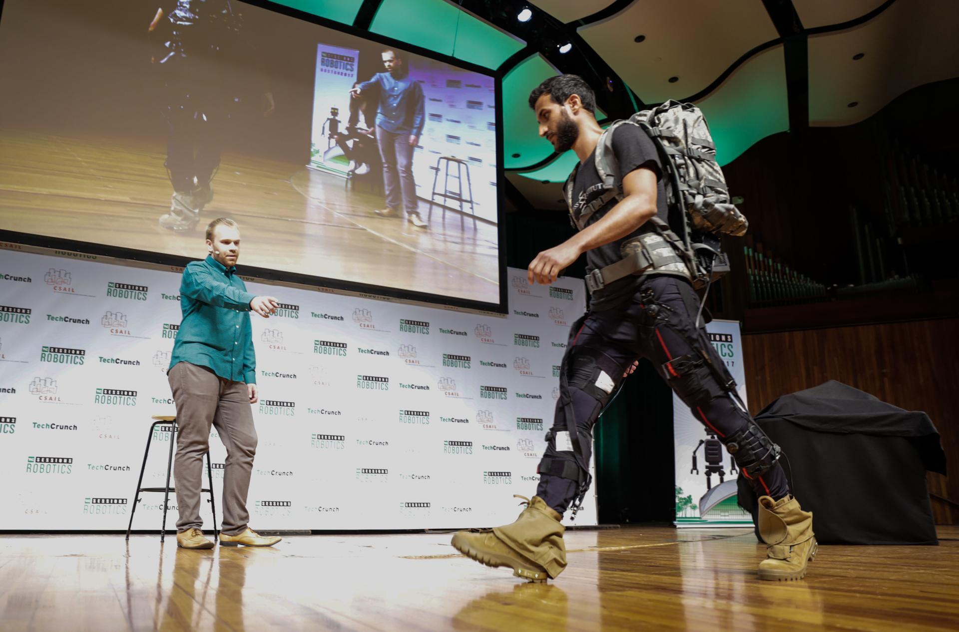 Demo with David Perry (Harvard University SEAS)