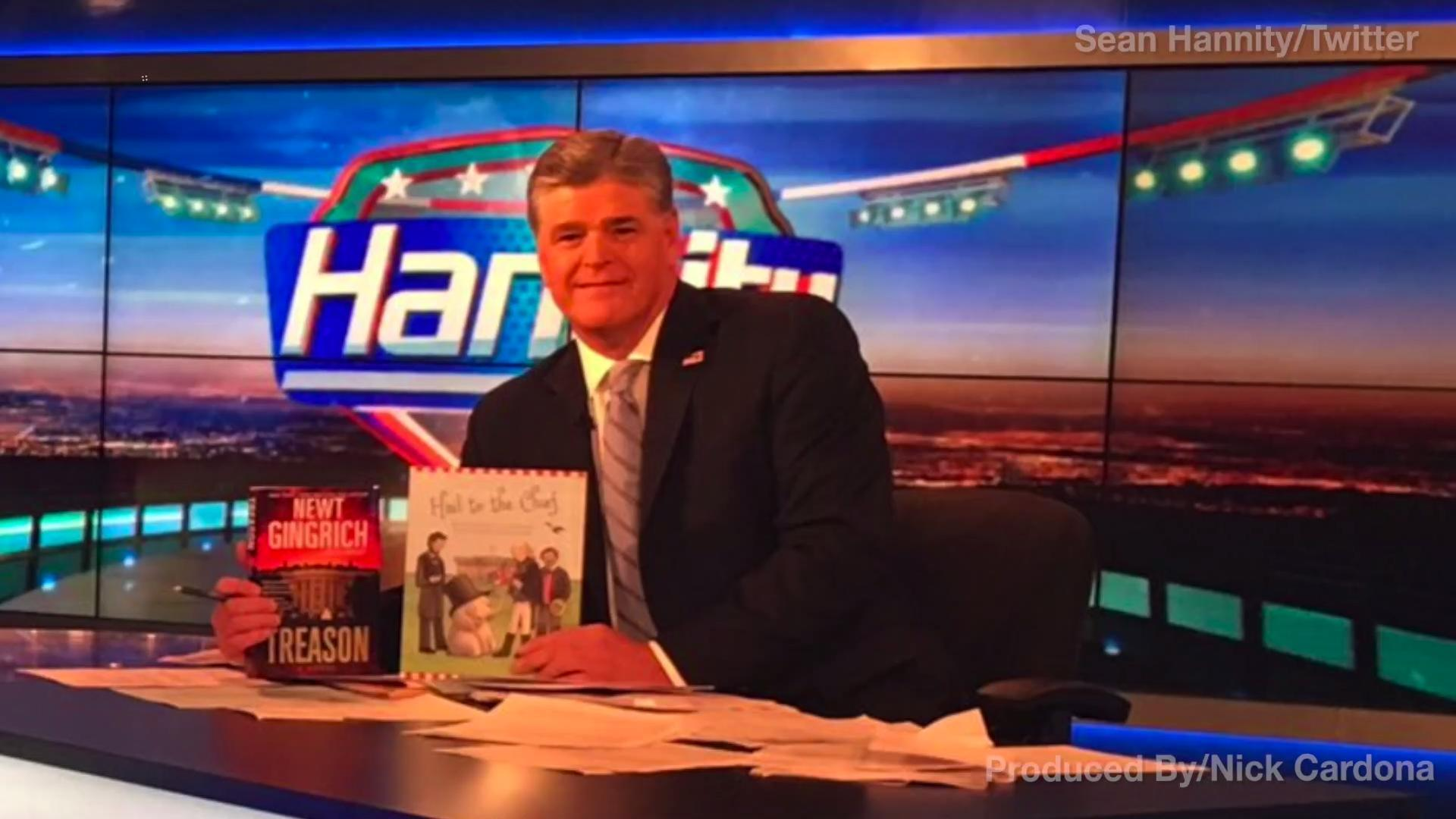 FOX News host Sean Hannity goes after colleague Shepard Smith