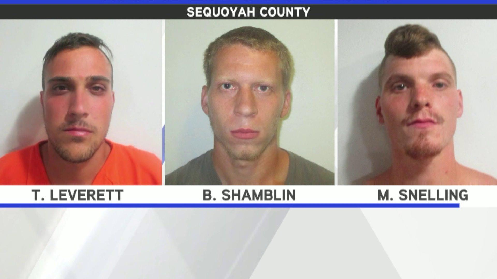 Three men charged with first-degree murder released from jail, charges dismissed